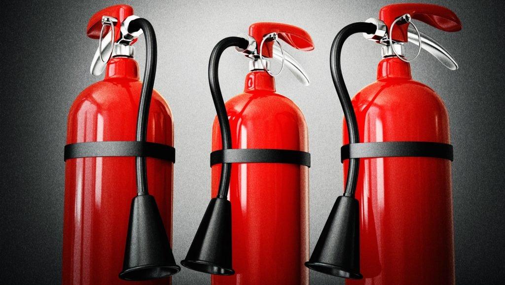 Слайды— Как Правильно Пользоваться Огнетушителями!
