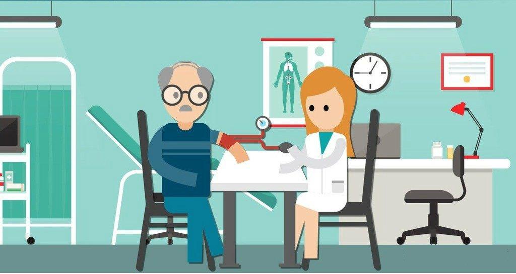Как провести медицинский осмотр? Алгоритм действий