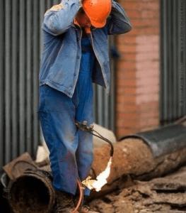 Правомерно ли Требование Представителя МЧС к Подрядной Организации Ведущей Огневые Работы?