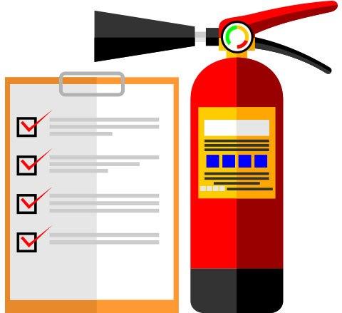 инспектор пожарного надзора запросил