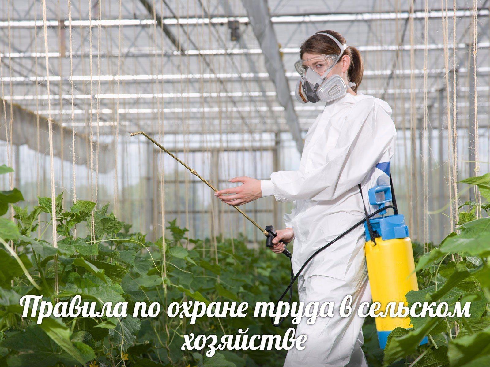 Новые Правила По Охране Труда в Сельском Хозяйстве На Подходе!