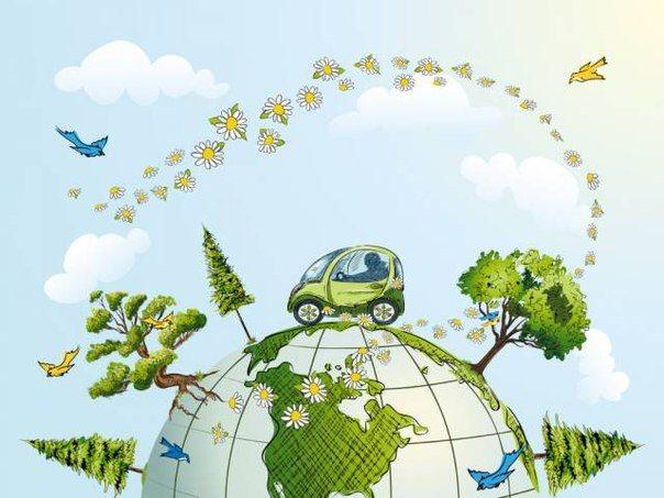 Всероссийский Экологический Субботник «Зелёная Весна»!