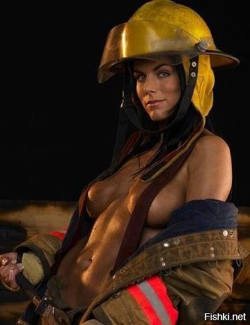 Free nude firefighter men