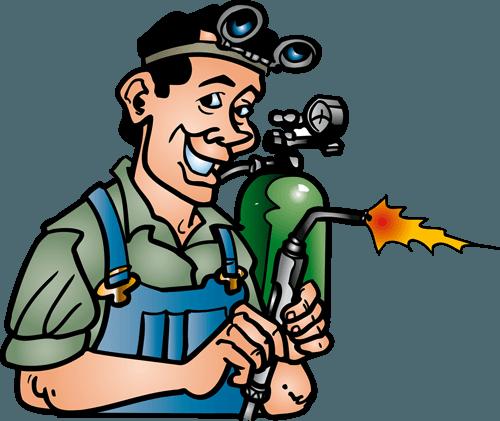Организуем Осмотр и Проверку Газопламенной Аппаратуры!