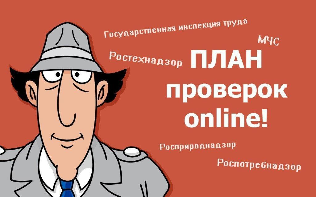 Актуальный План Проверок На 2019 Год Онлайн! Полезные Ссылки и Видео!