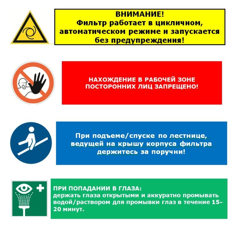 знаки безопасности в инструкциях по охране труда