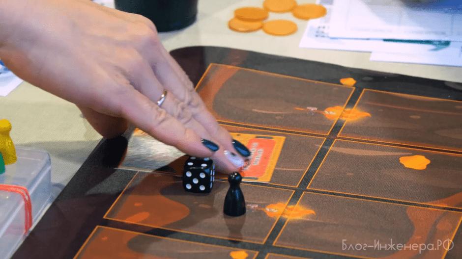 деловая игра по охране труда - ход игрока