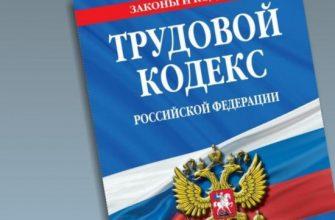 ст. 10 ТК РФ