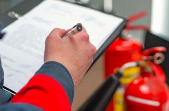 инспектор пожарного надзора
